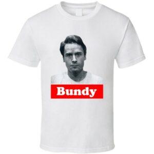 Ted Bundy Serial Killer Burn Bundy Burn Vintage T shirt Netflix Classic T Shirt min