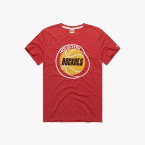 Houston Rockets Classic T Shirt for Men and Women min