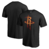 Houston Rockets Hardwood T Shirt Black for Men and Women min