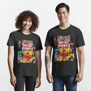 Royal Rumble 2021 Essential Classic T Shirt min