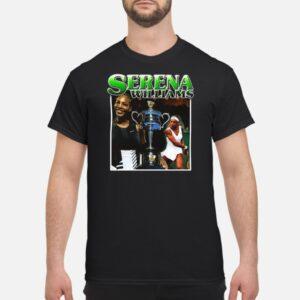 Serena Williams Women and Men T Shirt min