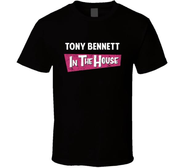 Tony Bennett In The House Basketball Coach T Shirt for Men and Women min