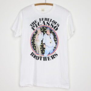 1986 David Lee Roth Fabulous Picasso Bros Classic T Shirt min