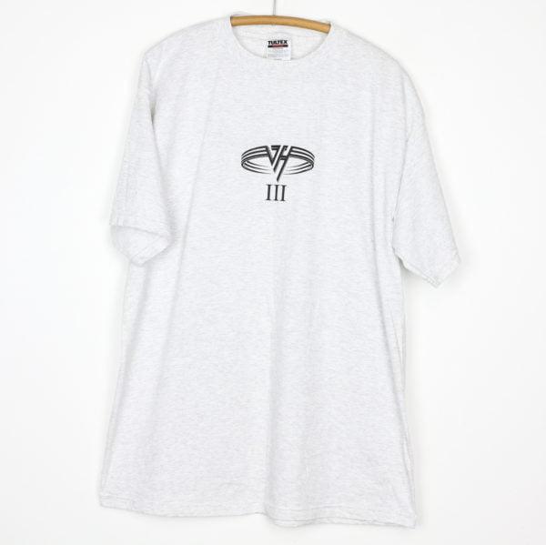 1998 Van Halen III Classic T Shirt min