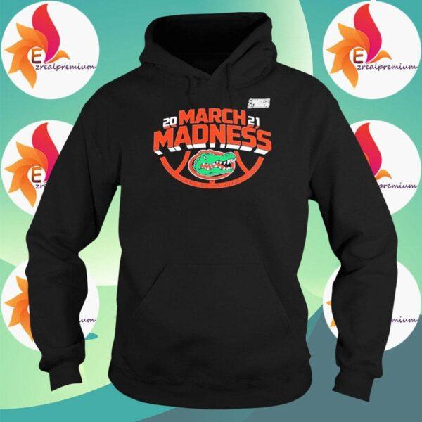 2021 NCAA March Madness Florida Gators Essential Unisex T Shirt 2