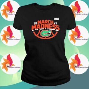 2021 NCAA March Madness Florida Gators Essential Unisex T Shirt 3