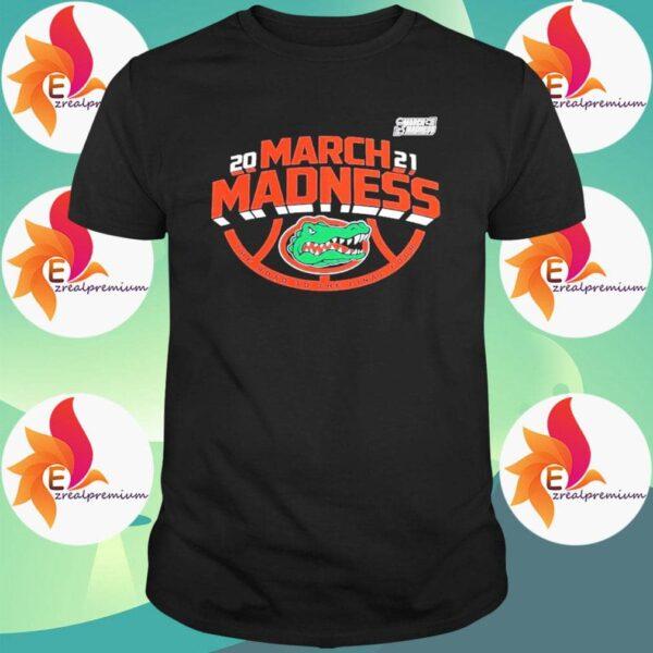 2021 NCAA March Madness Florida Gators Essential Unisex T Shirt