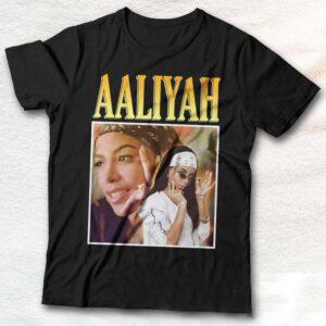 AALIYAH VINTAGE 90s Essential Unisex T Shirt