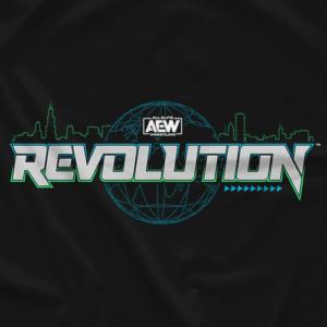 AEW Revolution Event 2021 Essential T Shirt 2