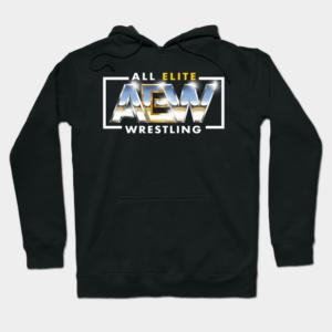 AEW Revolution Old School Essential T Shirt 2