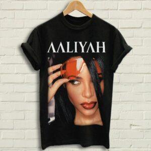 Aaliyah Essential Unisex T Shirt
