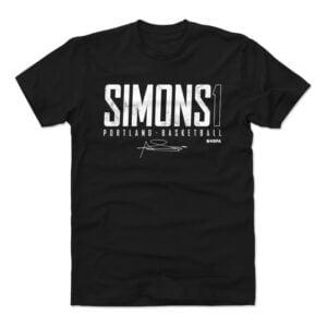Anfernee Simons Portland Elite Essential T Shirt