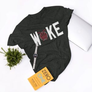 Anfernee Simons Stay Woke Signature Essential T Shirt