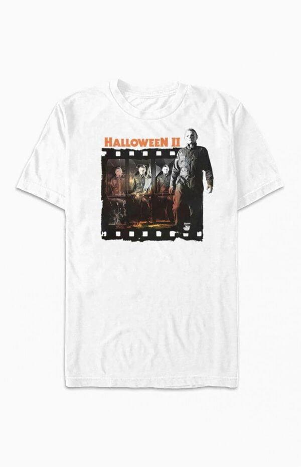 Break On Through Halloween II Classic T Shirt min