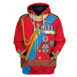Gearhumans Hoodie Custom Prince Phillip Apparel Essential Unisex T Shirt