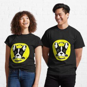 Lady Gaga French Bulldogs Lady Breeders Classic T Shirt min