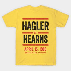 MARVELOUS MARVIN HAGLER vs HearnsEssential T Shirt