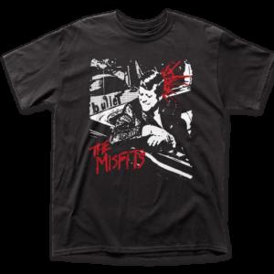 MISFITS BULLET OFFICIAL Classic T Shirt