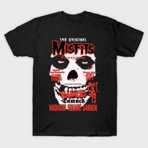 MISFITS The Original Classic T Shirt