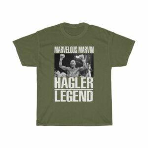 Marvelous Marvin Hagler Good Quality Cotton Classic T Shirt 2