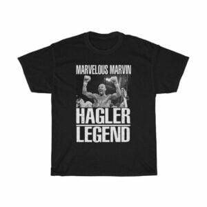 Marvelous Marvin Hagler Good Quality Cotton Classic T Shirt