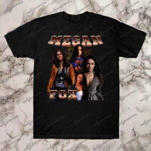 Megan Fox Vintage Essential Unisex T Shirt