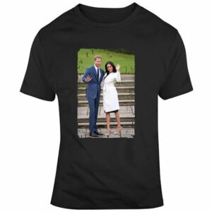 Meghan Markle and Prince Henry Wedding Essential Sweater T Shirt
