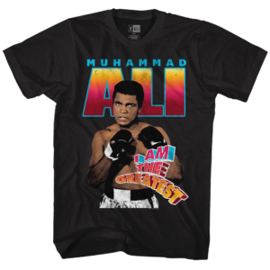 Muhammad Ali Am Greatest Essential T Shirt