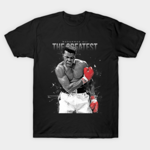 Muhammad Ali Classic T Shirt