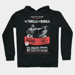Muhammad Ali Essential Sweater T Shirt 2