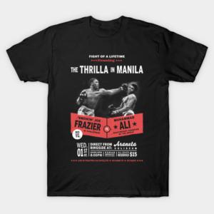 Muhammad Ali Essential Sweater T Shirt
