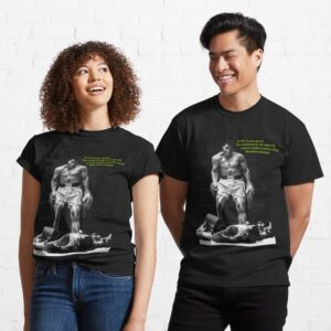 Muhammad Ali Essential T Shirt