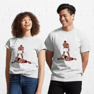 Muhammad Ali Iconic Pose Essential T Shirt