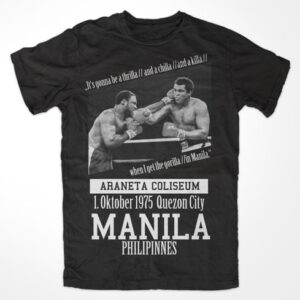 Muhammad Ali King Classic T Shirt