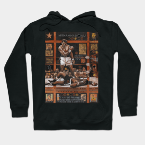 Muhammed Ali Essential T Shirt 2