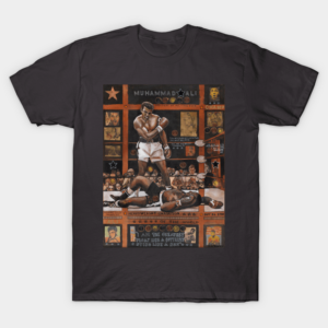 Muhammed Ali Essential T Shirt