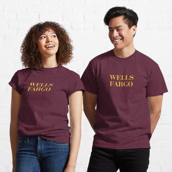 Wells fargo bank Essential Unisex T Shirt