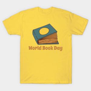 World Book Day Classic Tee Shirt min