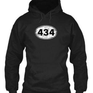 434 Virginia Area code Classic Unisex T Shirt min
