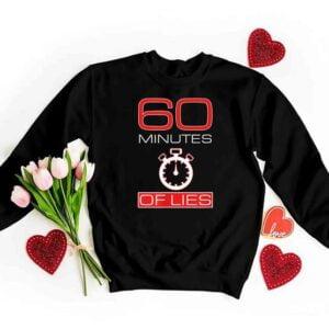 60 Minutes Of Lies Essential Unisex T Shirt 2 min