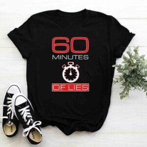 60 Minutes Of Lies Essential Unisex T Shirt min