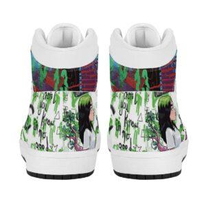 Bad Guy High Top Air Jordan Sneaker 3