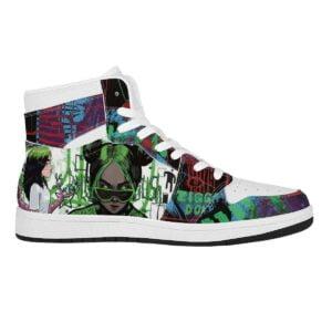 Bad Guy High Top Air Jordan Sneaker 5