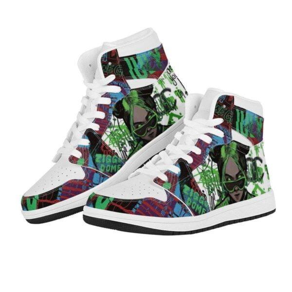 Bad Guy High Top Air Jordan Sneaker