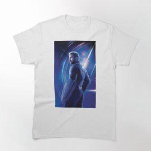 Chris Evans Caption Classic Unisex T Shirt 2 min