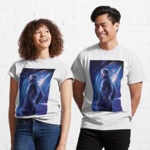 Chris Evans Caption Classic Unisex T Shirt min