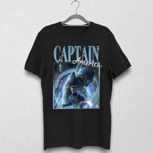 Chris Evans Shirt Avengers Superhero Classic Unisex T Shirt min