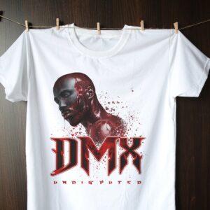 DMX Vintage 90s Red Fullsize Classic Unisex T Shirt min