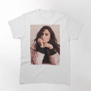 Demi Lovato Classic Unisex T Shirt min