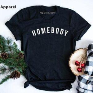 Homebody Classic Unisex Hoodie T Shirt min